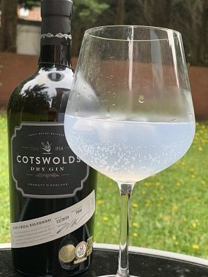 Cotswolds Dry Gin lockdown drinks