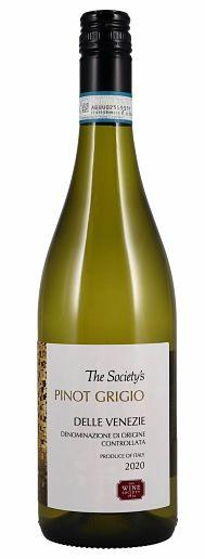 The Society's Pinot Grigio 2020 Italian wines