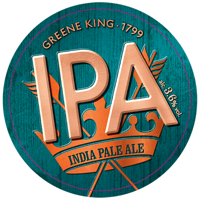 Greene King IPA OFTR
