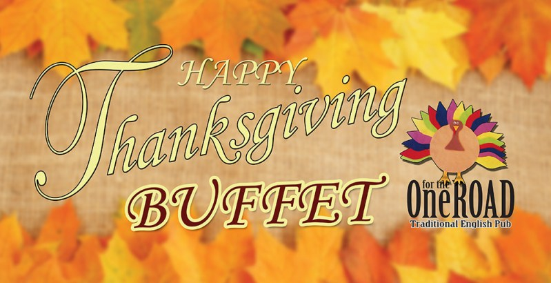 Thanksgiving Buffet 2014 (Best in Dongguan!)
