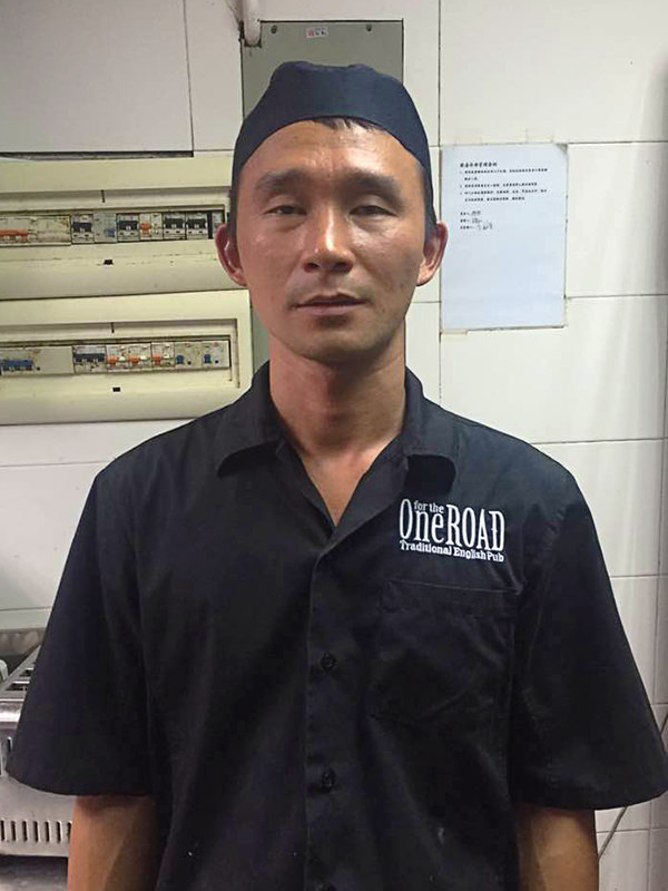 Dragon- Kitchen – Employee of the Month