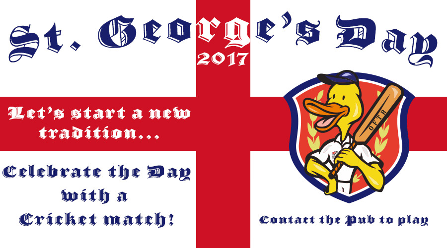 St. George's Day Cricket