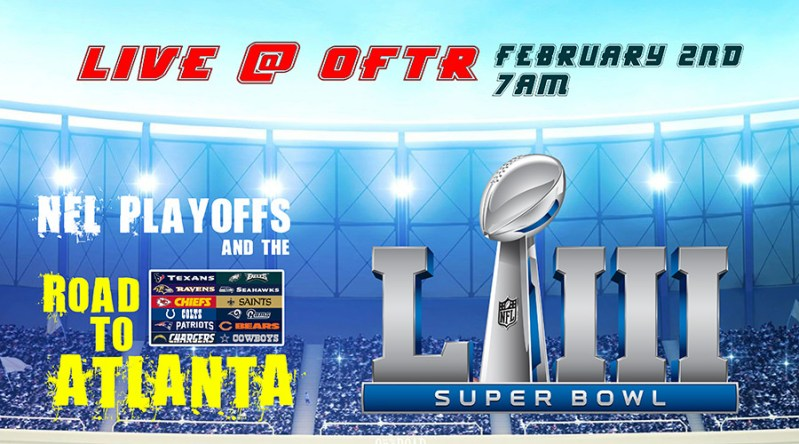 NFL Super Bowl – Watch LIVE!