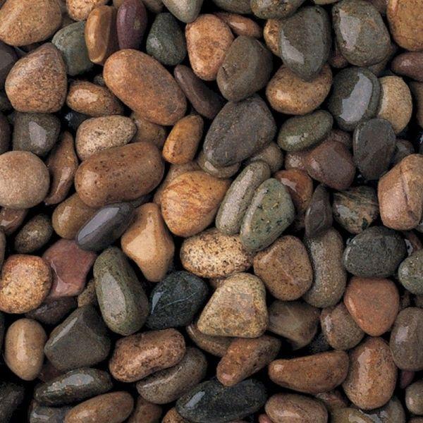 deco-pak scottish pebbles decorative