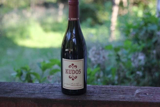 2013 Kudos Willamette Valley Pinot Noir