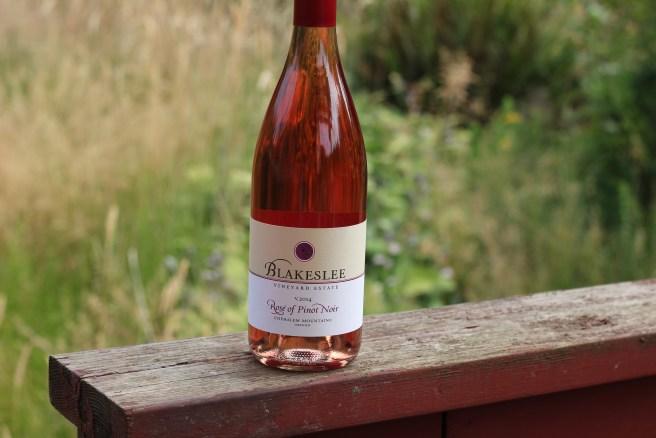 2014 Blakeslee Rosé of Pinot Noir