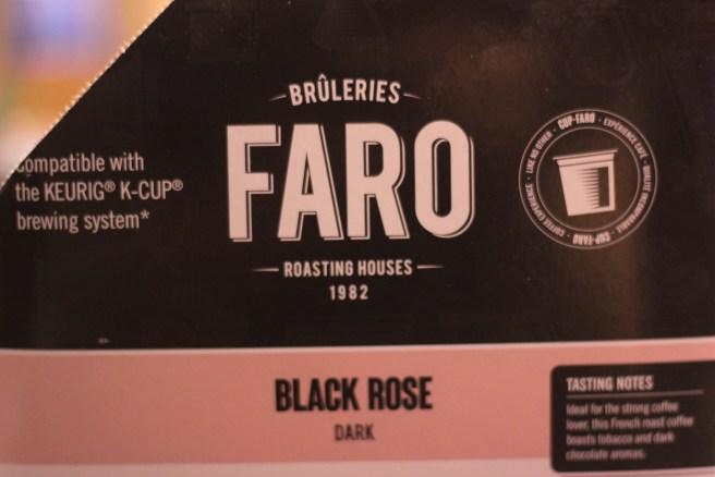 Faro Roasting Houses Black Rose