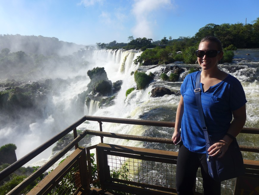 Through great planning, we had the Upper Circuit all to ourselves. Tips and tricks for seeing Iguazu Falls!