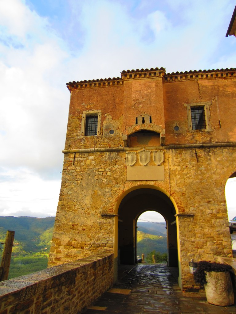 Tips on visiting Motovun, Croatia...what to see, where to eat