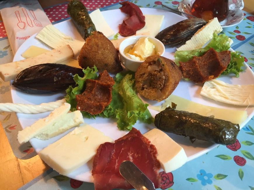 Walks of Turkey food tour in Istanbul
