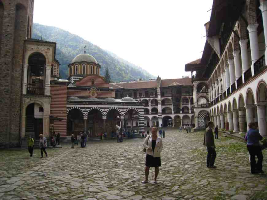 Rila Monastery's history and culture makes an amazing day trip from Sofia, Bulgaria