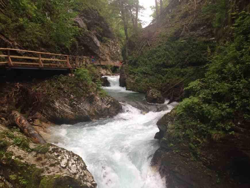 Vintgar Gorge, Slovenia....must do on itinerary, near Lake Bled & Lake Bohinj