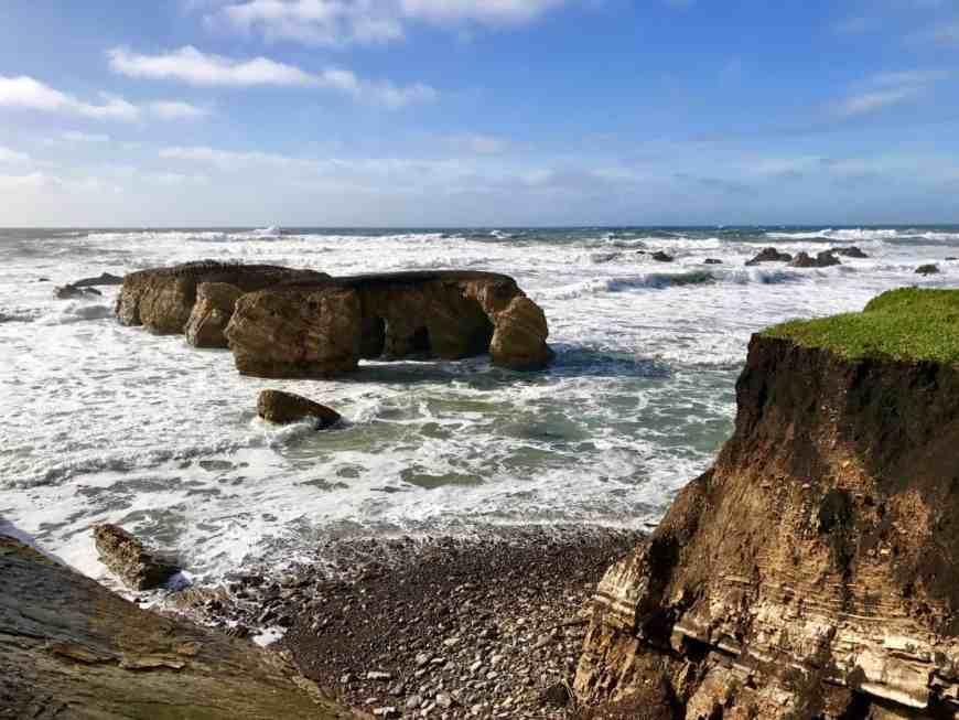 If you're near San Luis Obispo, make sure to spend a day at Montana de Oro State Park