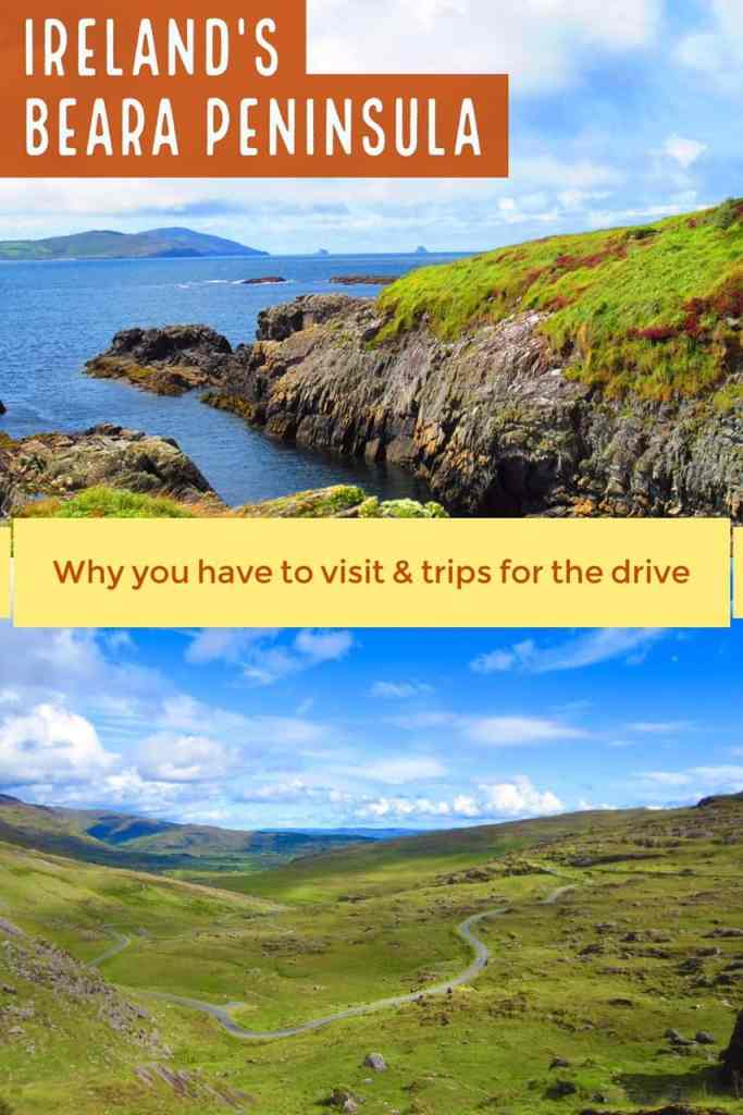 The Beara Peninsula isn't as well known as the Ring of Kerry, but is gorgeous & less crowded...tips for driving the ring & Healy Pass