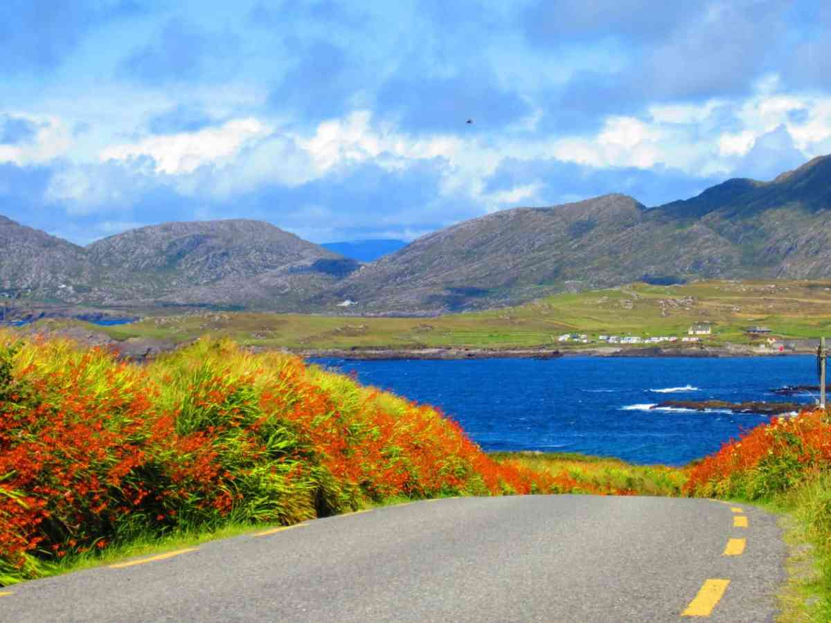 Driving Ireland's Beara Peninsula
