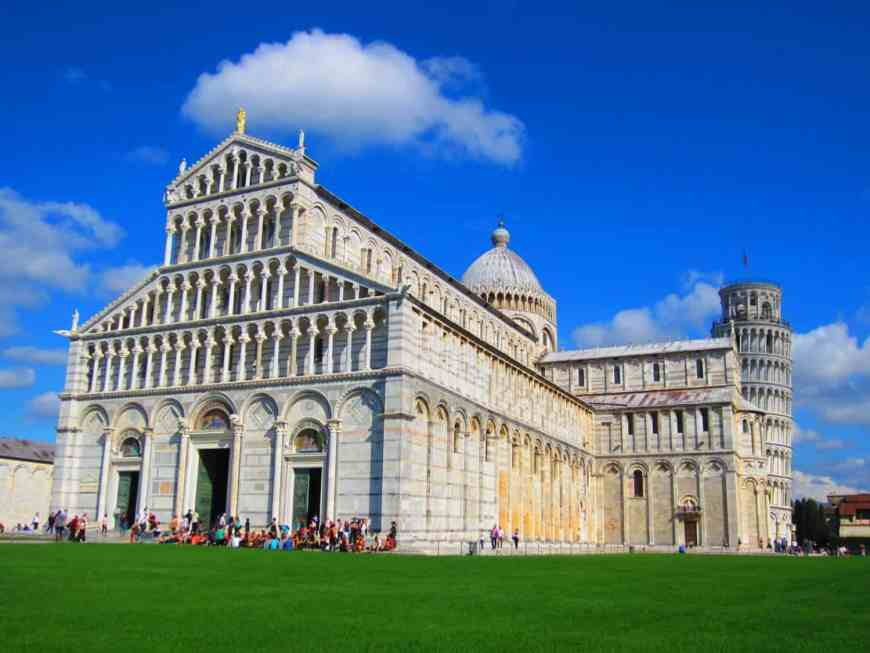 Everything you need to know about visiting Pisa's famous sights