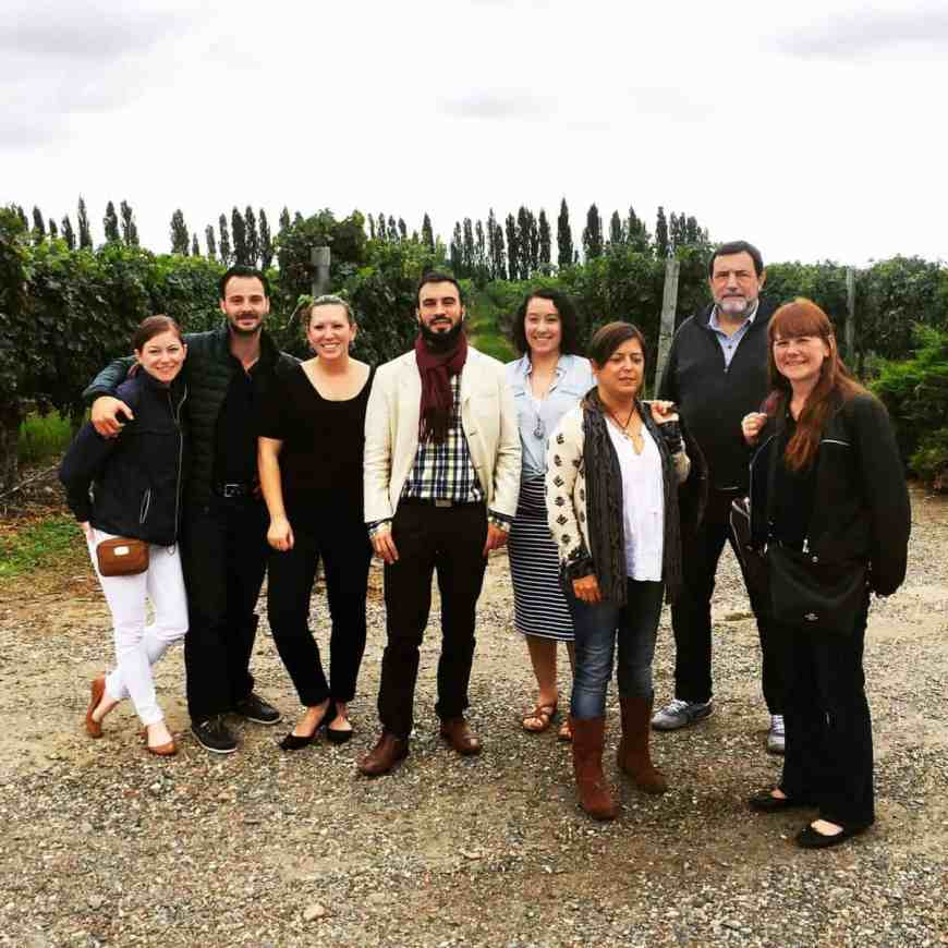 Two days of Mendoza wine tours with Trout & Wine, who I found on TripAdvisor