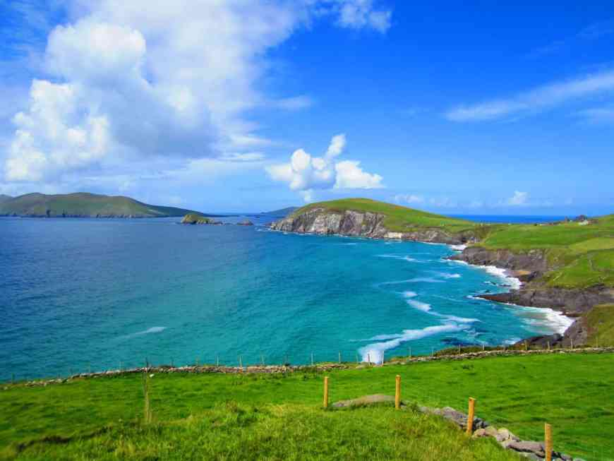 Ireland's Dingle Peninsula is one of the most breathtaking drives on the island--which is saying something. Tips for your route, what to see, & why this absolutely must be on your Ireland roadtrip itinerary!