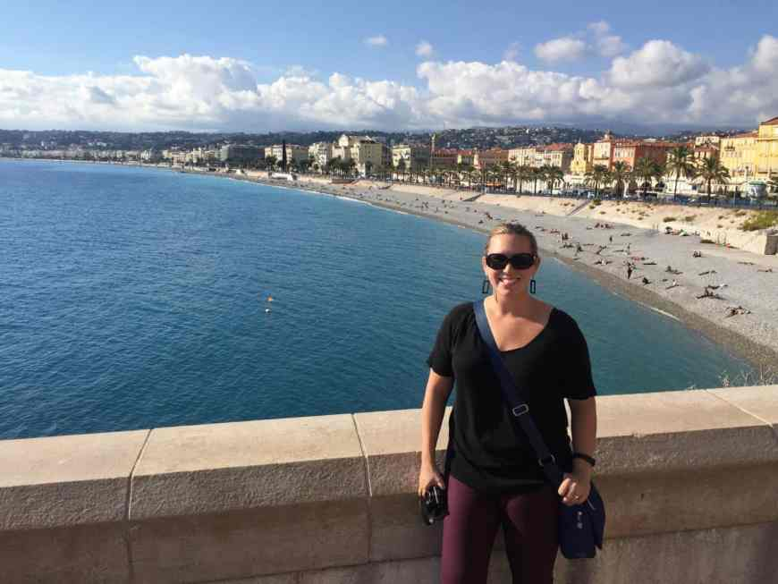 Colorful, sunny, artistic Nice, France, is the perfect place to spend a few relaxing hours...tips for what to see!