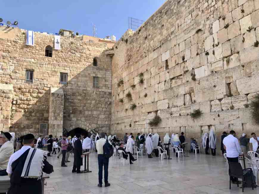 How to visit the Western Wall, Temple Mount, & Dome of the Rock in Jerusalem   Tips for what to wear, when to go, what to bring, & how not to get in trouble   Jerusalem trip planning & itinerary ideas, what to do in Israel, and tips for visiting Jerusalem's Old City #templemount #jerusalem #israel