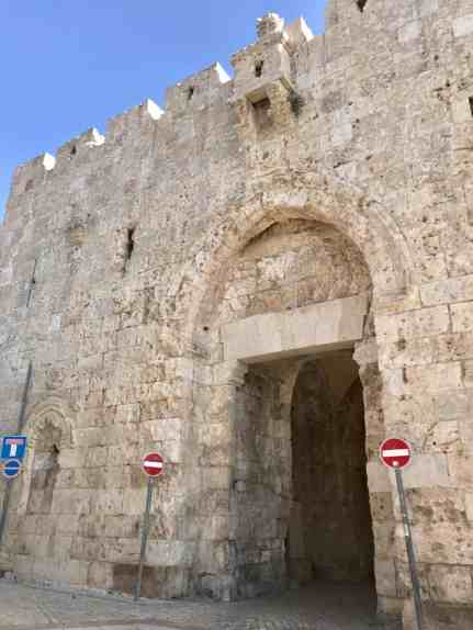 Visit the gates of the Old City on your trip to Jerusalem | How to make the most of a short visit to this ancient city, Jerusalem itinerary ideas, Jerusalem trip planning, what to do in Israel, a day in Jerusalem #jerusalem #israel #holyland