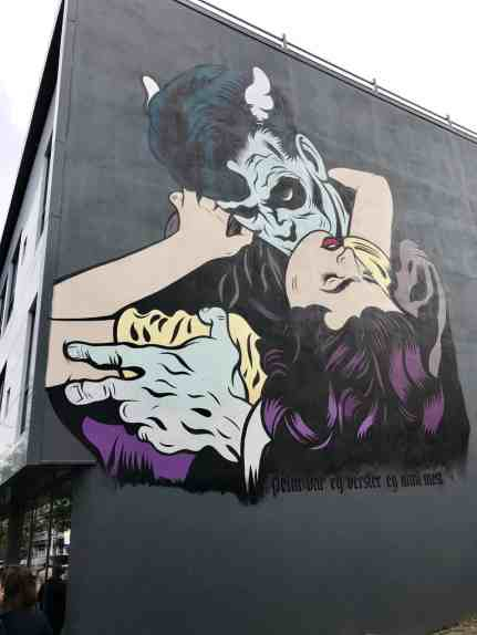 Explore Reykjavik's street art scene | One Girl, Whole World