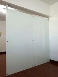 Customized Dry Erase Whiteboard Wall Interior Design Glass ...