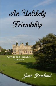 Book Cover: An Unlikely Friendship