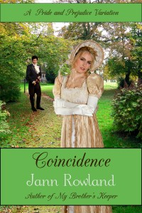 Book Cover: Coincidence