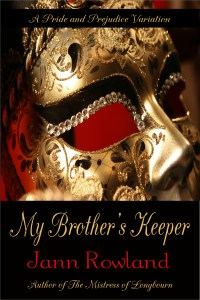 Book Cover: My Brother's Keeper