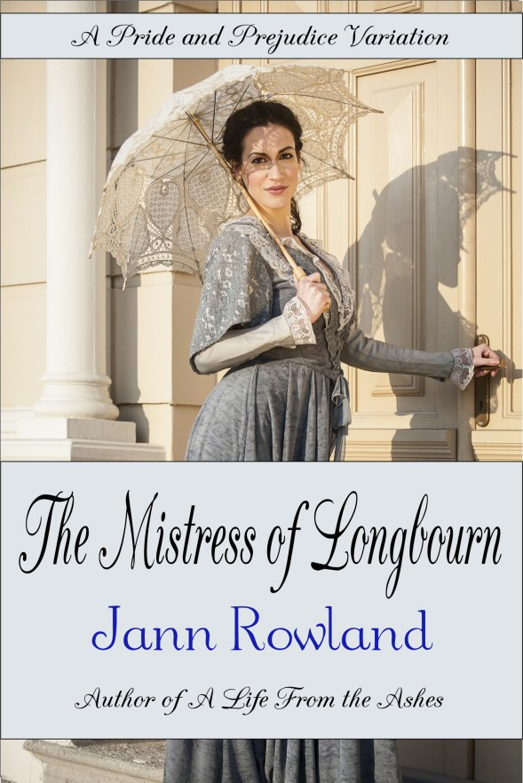 Book Cover: The Mistress of Longbourn