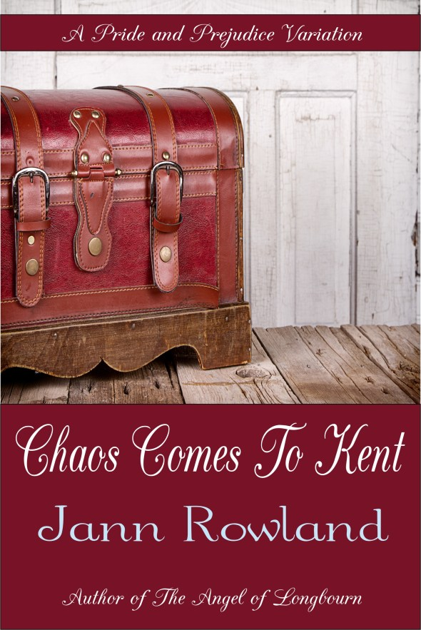 Book Cover: Chaos Comes to Kent