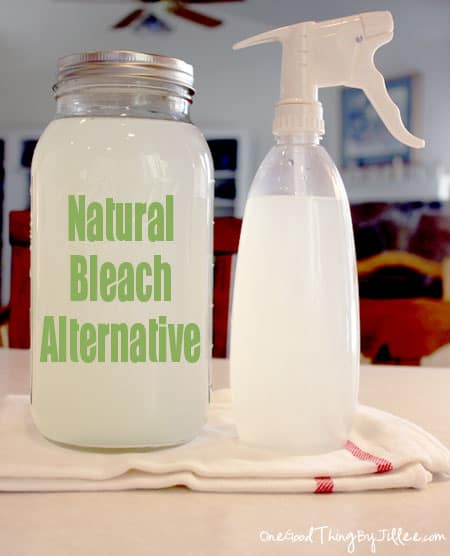 bleach alternative