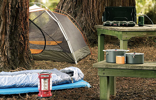 25 Creative Ideas To Make Camping Easier  More Fun  One