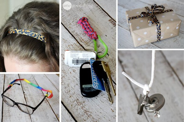 Uses for Shoelaces
