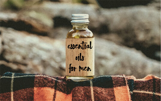 Real Men Use Essential Oils One Good Thing By Jillee