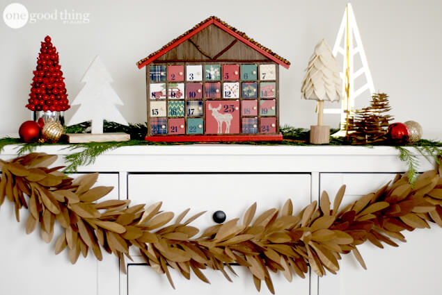 Christmas Decorations Paper Craft