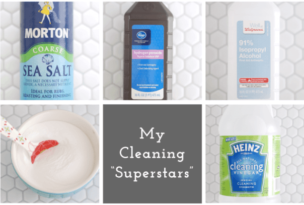 Cleaning superstars