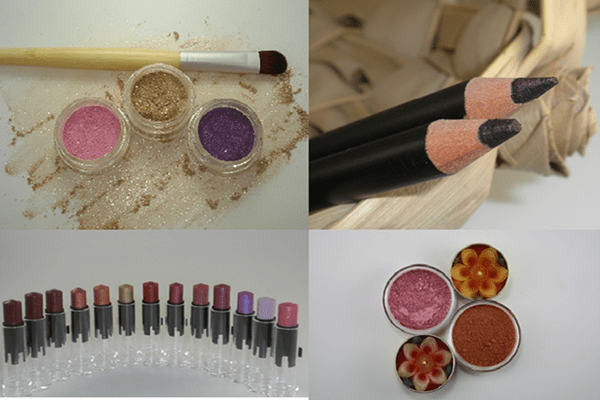 Vegan Cosmetics makeup eco friendly