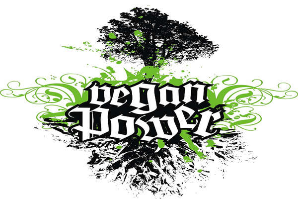 vegan power for life