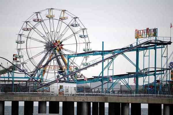 Proposed Return of Atlantic City Diving Horse Show Sparks Outrage