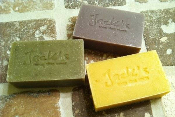 Product Review: Jack's Soap