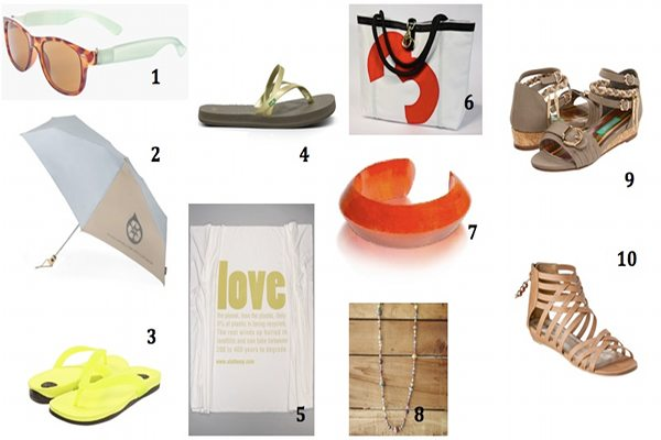 10 Eco-Vegan Summer Accessories
