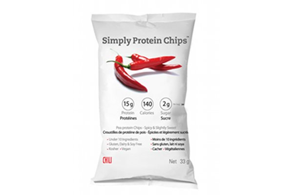 The Simply Bar Launches New Vegan Protein Chips