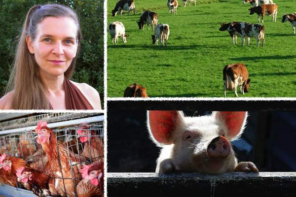 Featured Green Monster: Hope Bohanec, Animal Rights Activist
