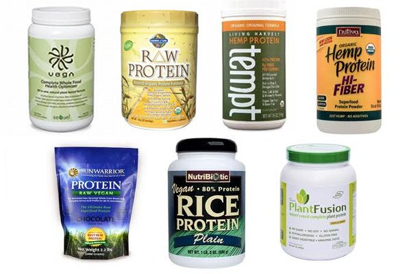 7 Must-Try Vegan Protein Powders
