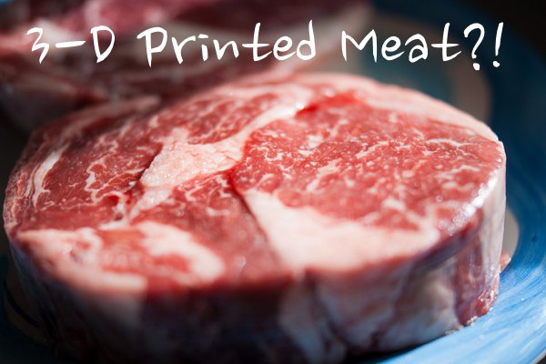 PayPal Co-Founder Backs 3-D Meat Startup
