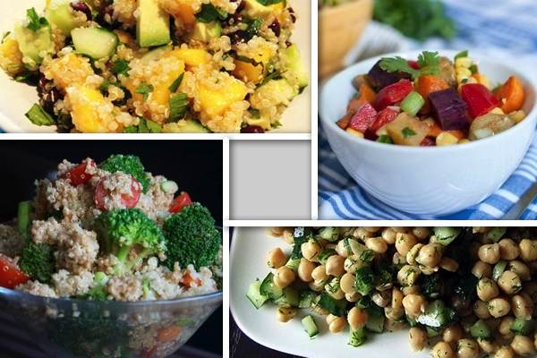 Amazing Protein-Packed Super-Salad Recipes