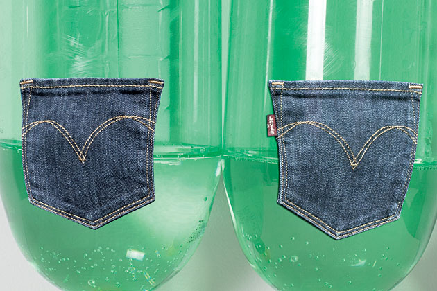 Levi's Gives the Green Light to Eco-Friendly Jeans
