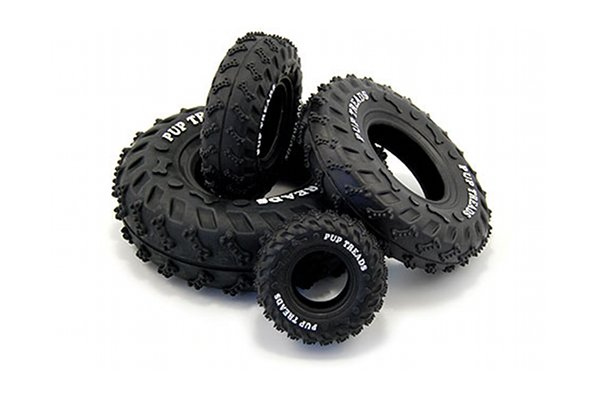 Pup Treads Toy